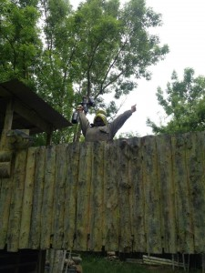 quint paintball foret