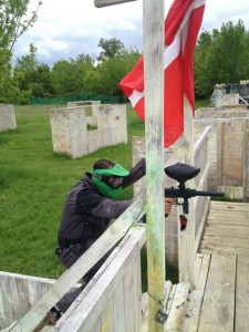 quint paintball fort drapeau